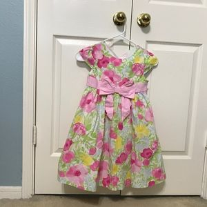 A summer dress size 6 from Gymboree